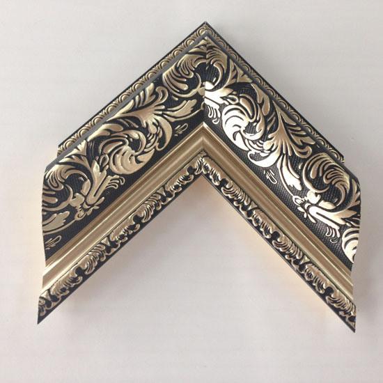 China Decorative Ornate Vintage Art Frames Polystyrene Frames ...