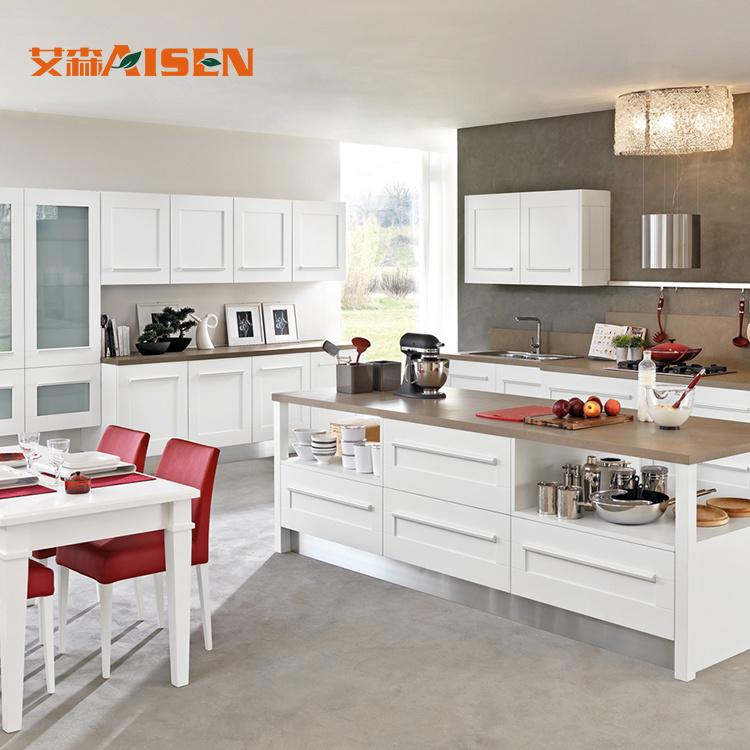 White Kitchen Cabinets 2018