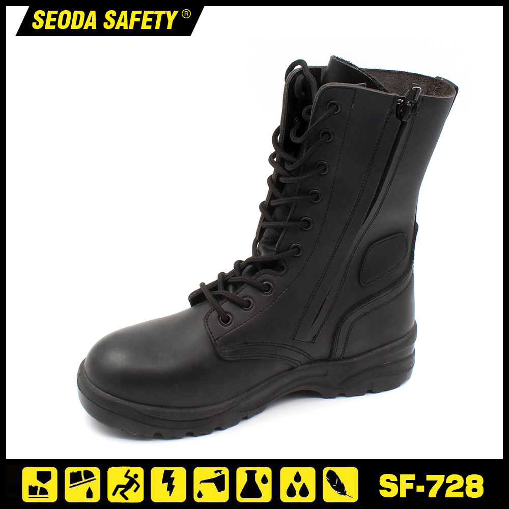 Top Heat Resistant Military Boots (HRO
