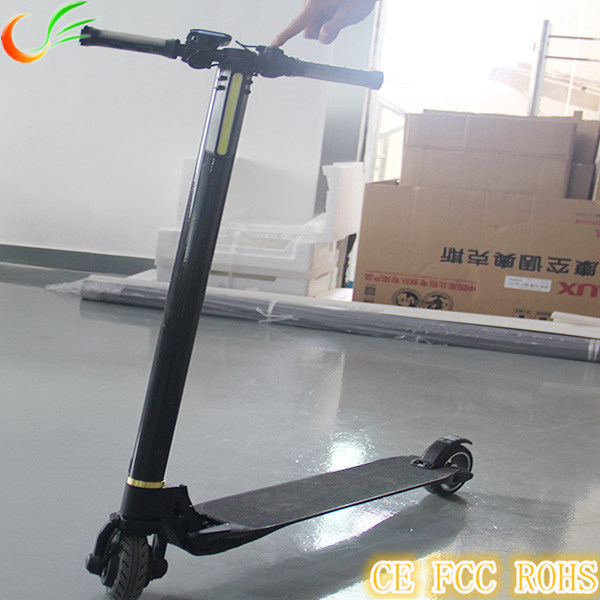 24V Lithium Battery Removable Balance Electric Scooter