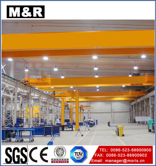 European Standard Gantry Crane with Low Cost
