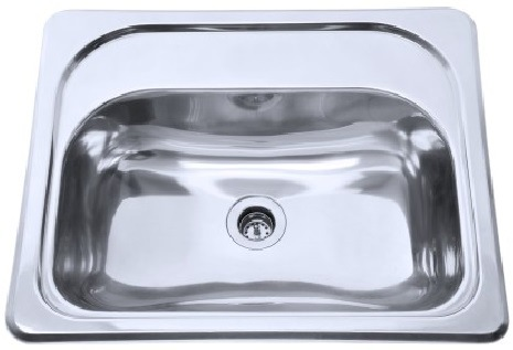 Household Design Laundry Stainless Steel Wash Basin