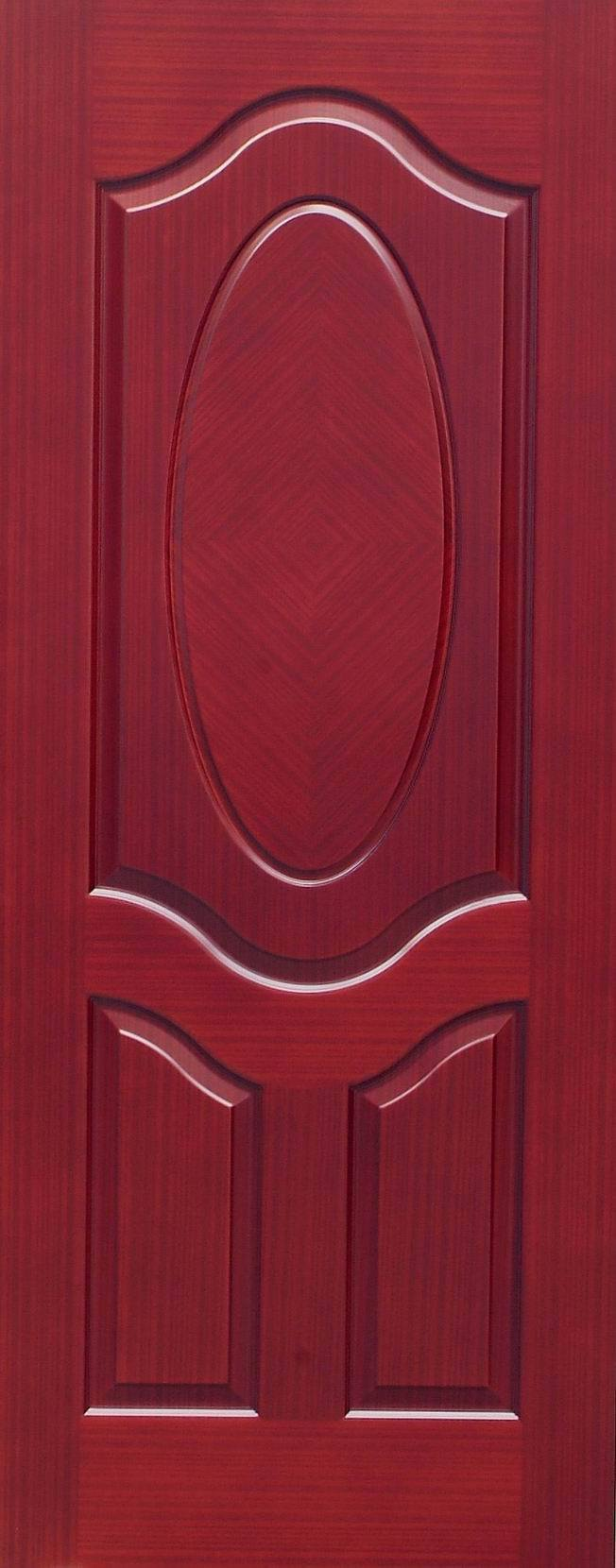 china wood veneer exterior moulded door skin photos pictures