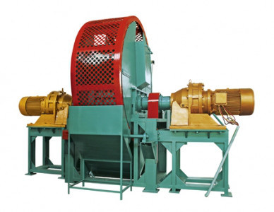 Waste Tire Recycling Machine Rubber Powder Machine Plant