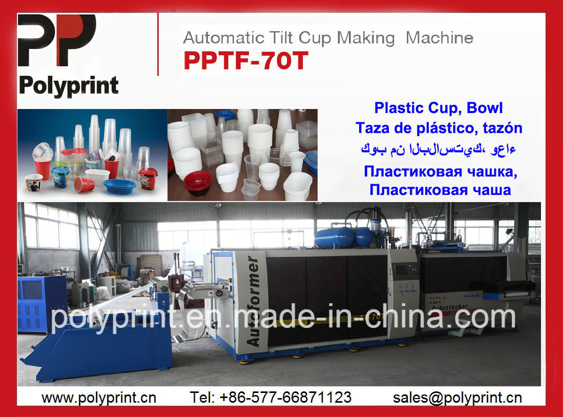 Thermoforming Water Drink Cup Mold