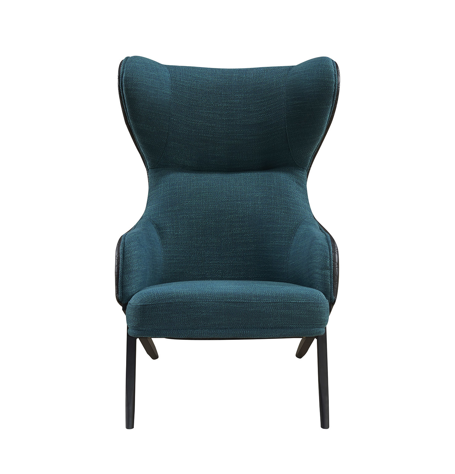 Super China Accent Furniture Linen Fabric High Back Armchair With Pabps2019 Chair Design Images Pabps2019Com