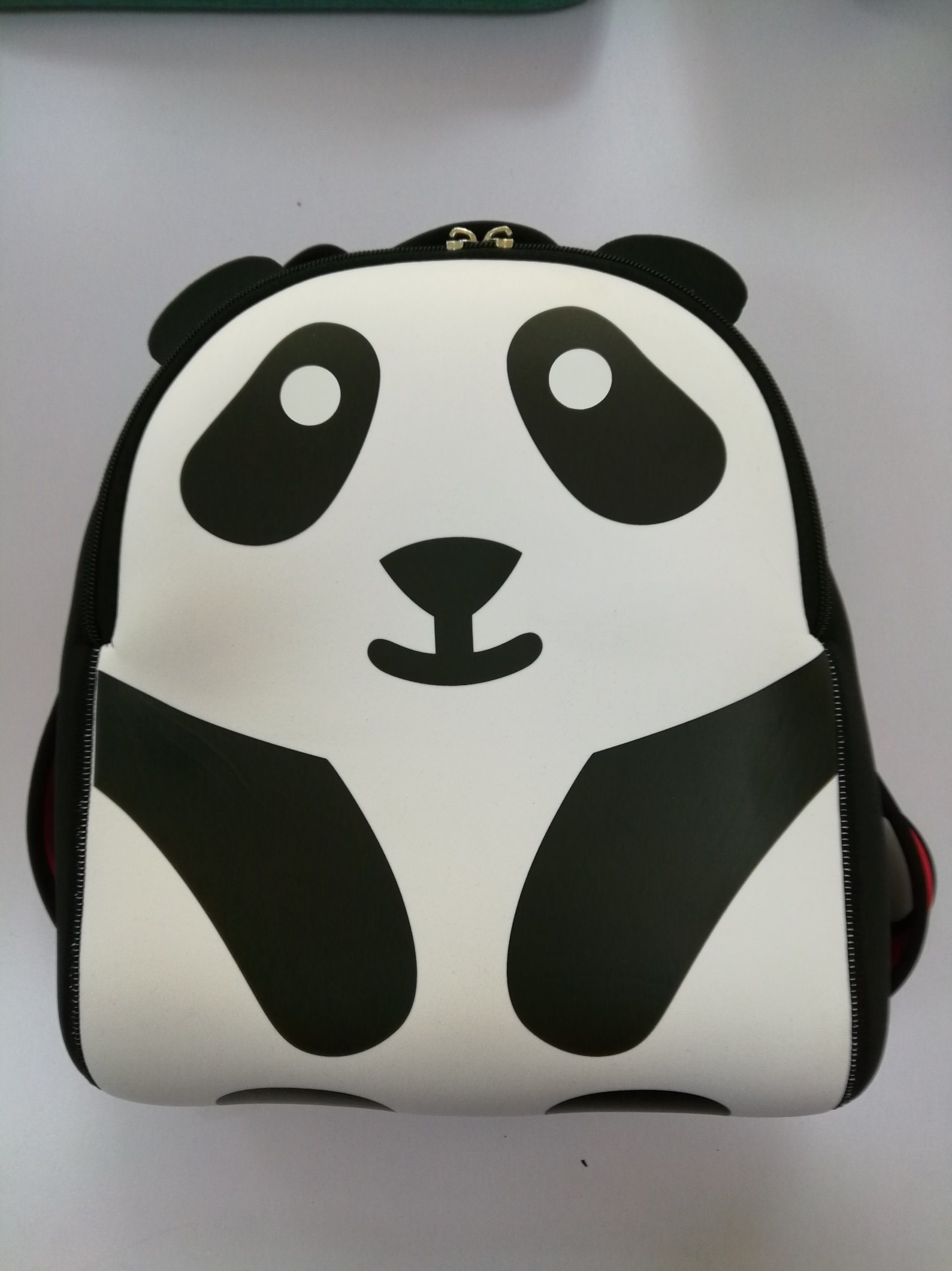 Cartoon Animation Giant Panda Neoprene Children School Backpack