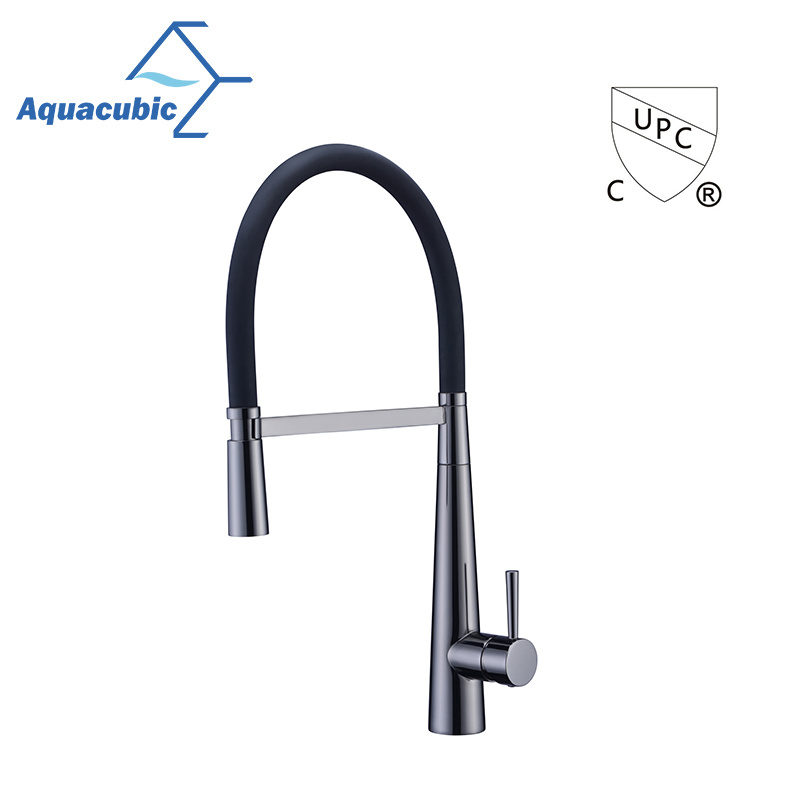 [Hot Item] Magnetic Spray Head Docking Pull Down Kitchen Faucet (AF1020-5)