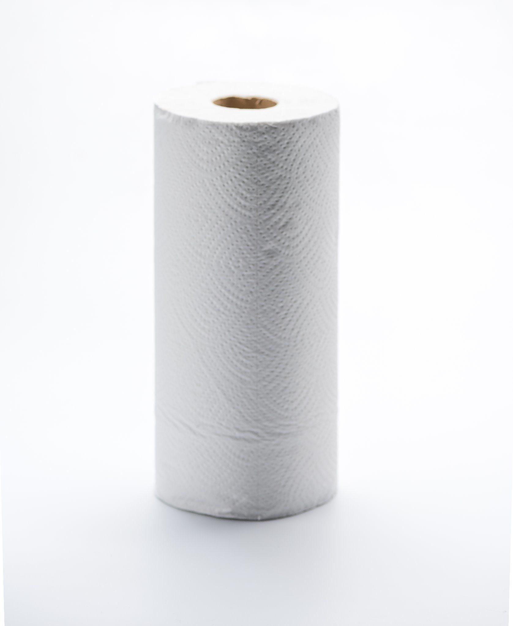 Hot Item White Hygiene Rolls Embossed Paper Tissues Kitchen Towel