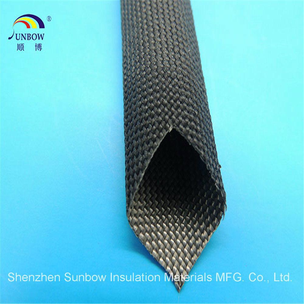 China High Temperature 500c Heat Resistant Fiberglass Braided ...