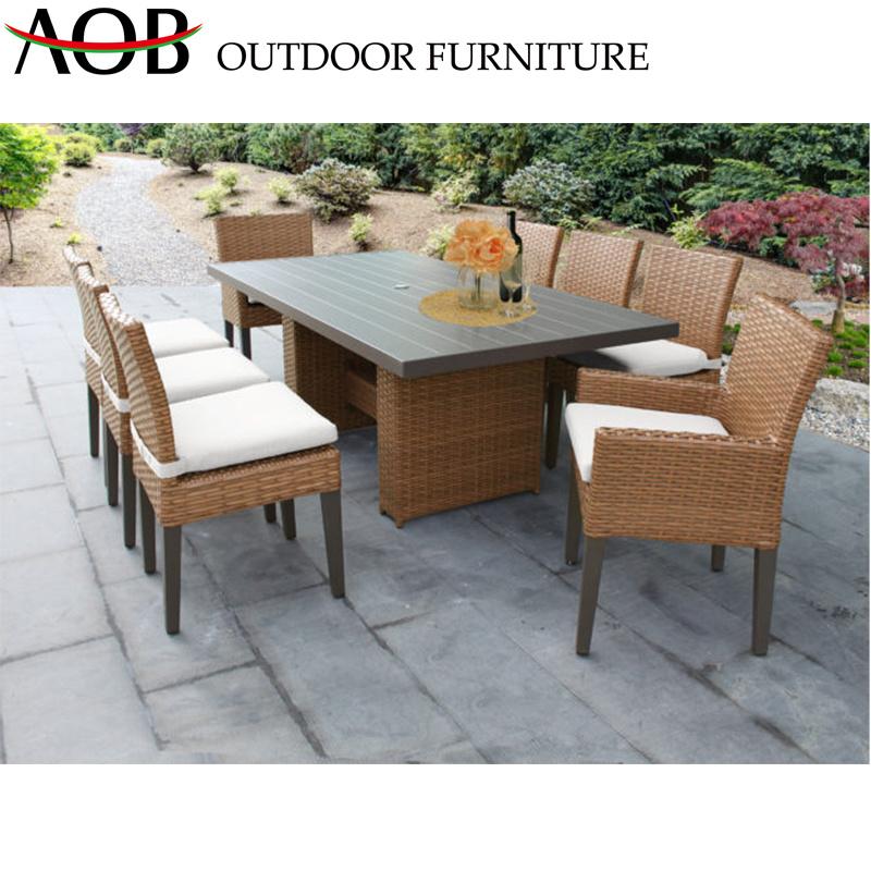 China Outdoor Rattan Furniture Sets