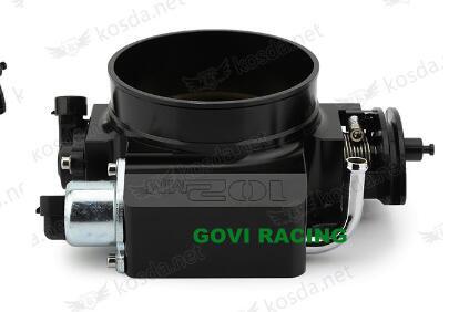[Hot Item] Black Throttle Body 92mm/102mm for GM Ls1 Ls2 Ls4 Ls6 Lsx  Manifold