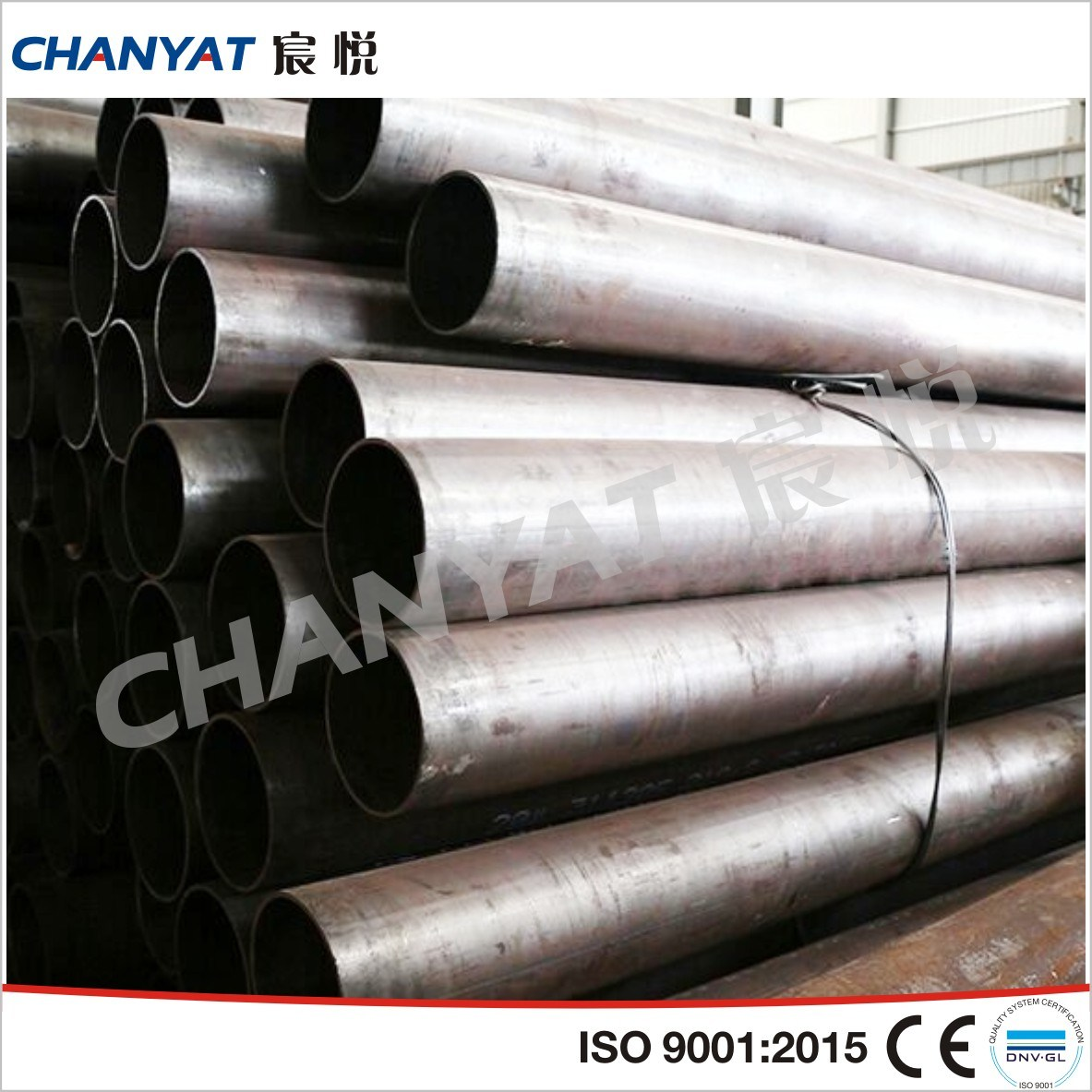 Seamless Carbon and Low Temperature Steel Pipe and Tube pictures & photos