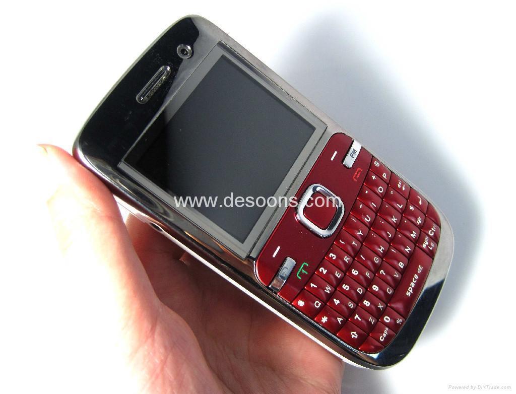 China C3 Tv Phone Nnokia E71 With Quad Band Java Nokia Gsm Original