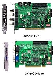China MPEG-4 16-Channel DVR Card Geovision (GV-600) - China