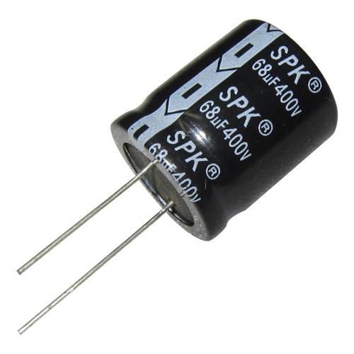 ইলেকট্রোলাইটিক ধারক (Electrolytic Capacitor)