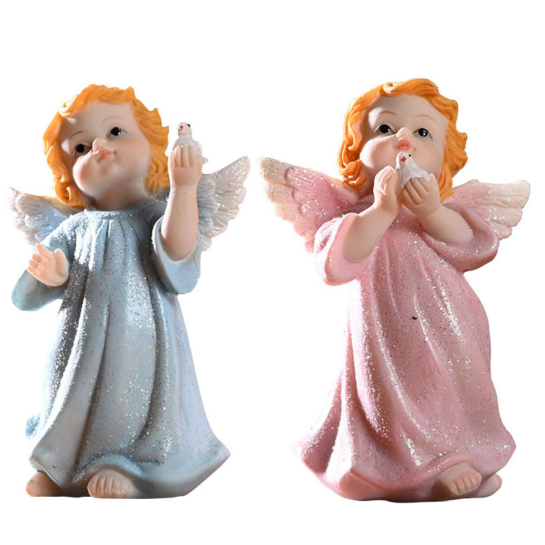 China Memorial Cherub Baby Angel Statues Figurines Loves Cupid Angel Home Decor China Love Angel And Baby Angel Price