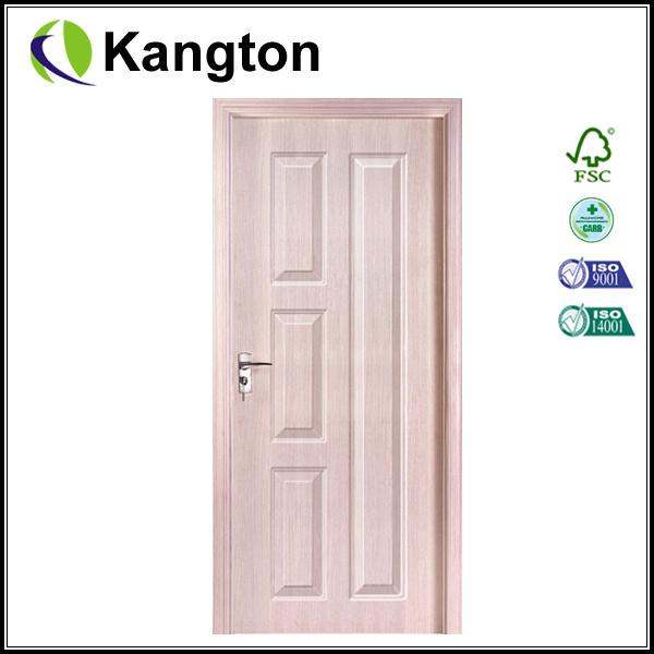 China Cheap White Interior Doormelamine Door Melamine Door