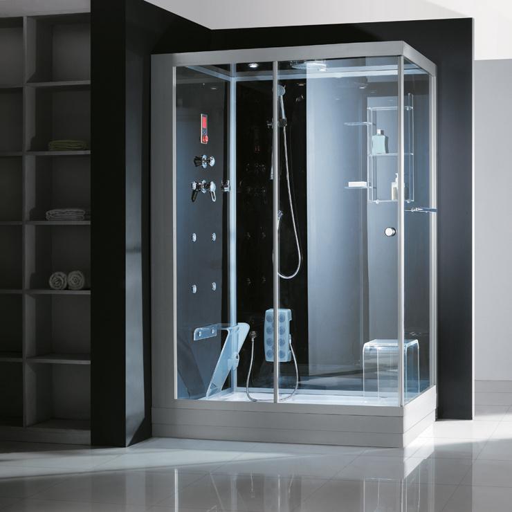 Home Indoor Bathroom Steam Sauna Room, Bathroom Steam Room Shower
