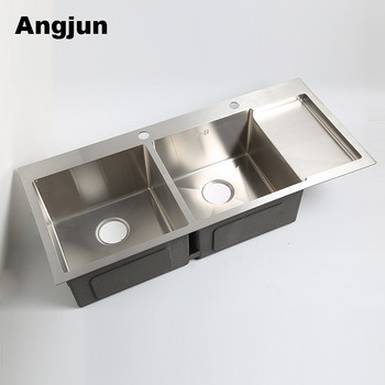 China Portugal Freestanding Commercial Stainless Steel Kitchen Sink ...