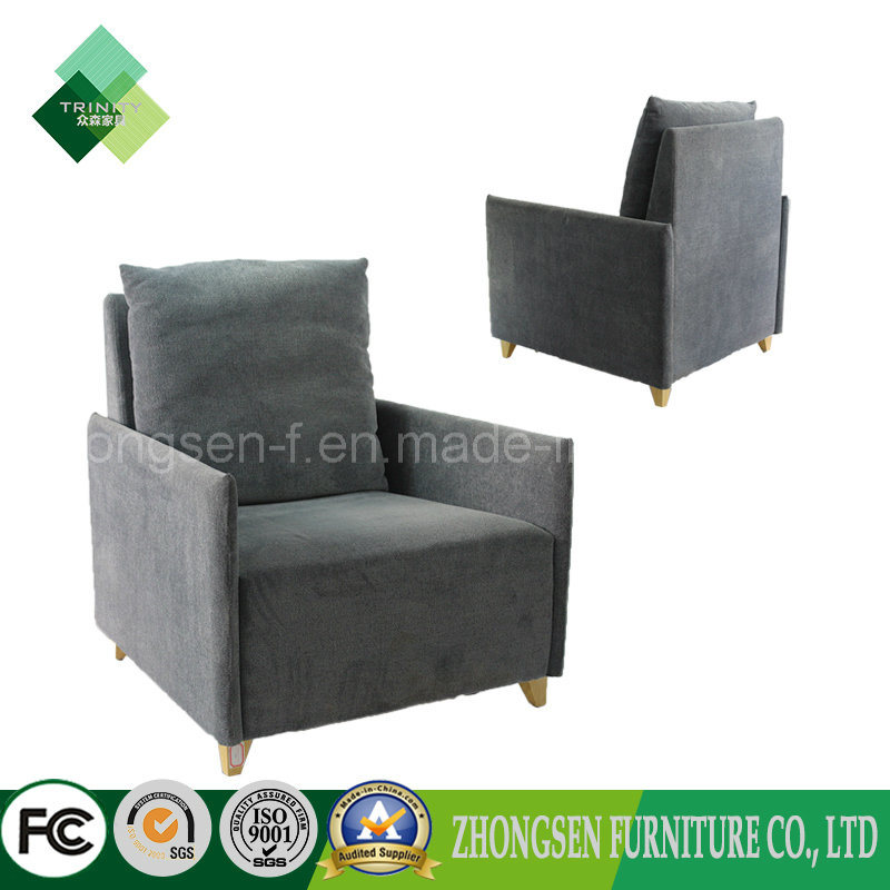 [Hot Item] Single Sofa Set Fabric Sofa Chair for Living Room (ZSC 53)