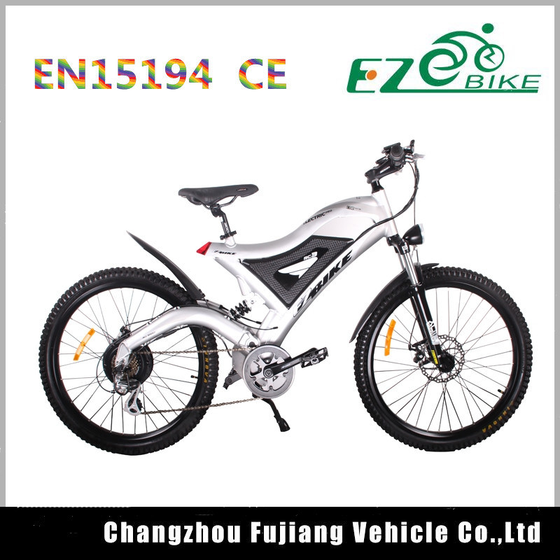 [Hot Item] Best Price Electric Mountain Bike Quad Bike for Tall Men
