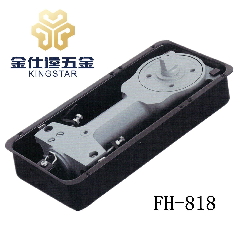 China Fh 818 Floor Hinge Spring Door Closer For Frameless Glass Wooden