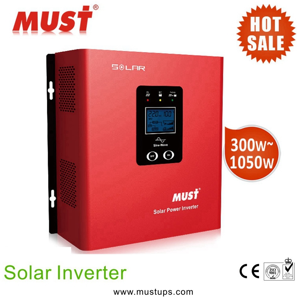 China Low Frequency Pure Sine Wave Solar Power Micro Inverters Panel Inverter Circuit Diagram Along With