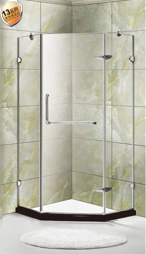 China 900 X 900/1000 X 1000 Mm 304 Stainless Steel Accessories Diamond Shower  Enclosure   China Shower Room, Shower Enclosure