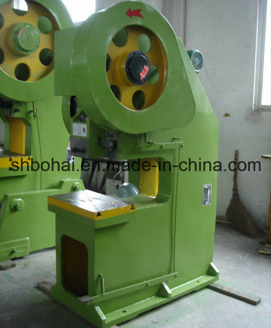 Deep Throat Mechanical Eccentric Power Press (punching machine) J21s-125t