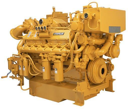 China Caterpillar/Cat Diesel Engine/Generator C15/C18/C27