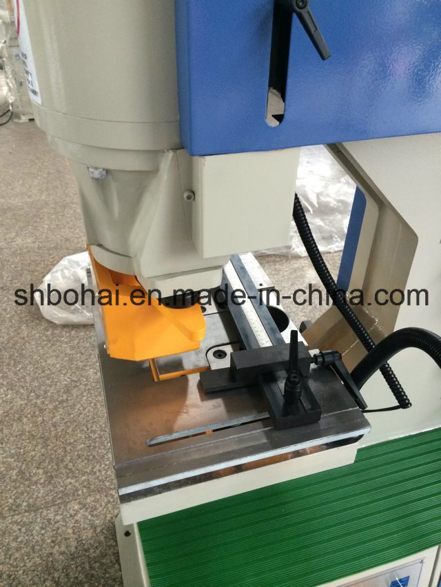 Q35y 20 Combined Punch and Shear, Iron Workers Machine