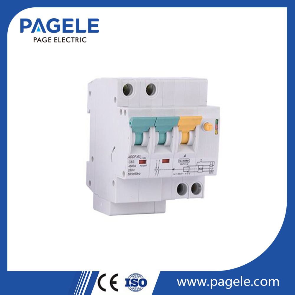 China Afci Circuit Breakers High Quality Arc Fault Interrupters Afcis