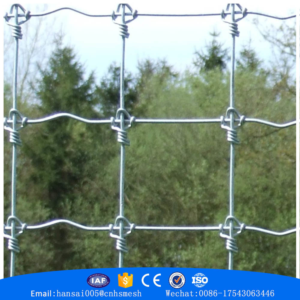 China Animal Fence Wire Mesh for Grassland Field Fence Stretcher ...
