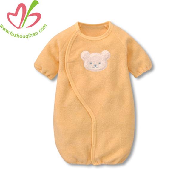 China Cute Soft Premie Newborn Baby Sleeping Bag Night Gown - China ...