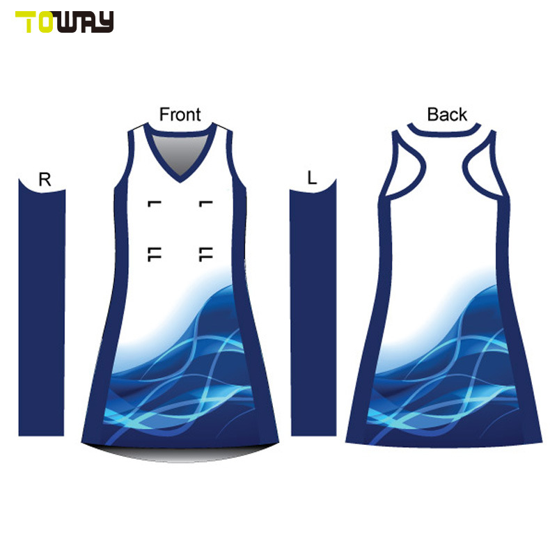 00a2cf2436a China Design Young Girls Sexy Netball Dress - China Netball Uniform, Netball  Dress