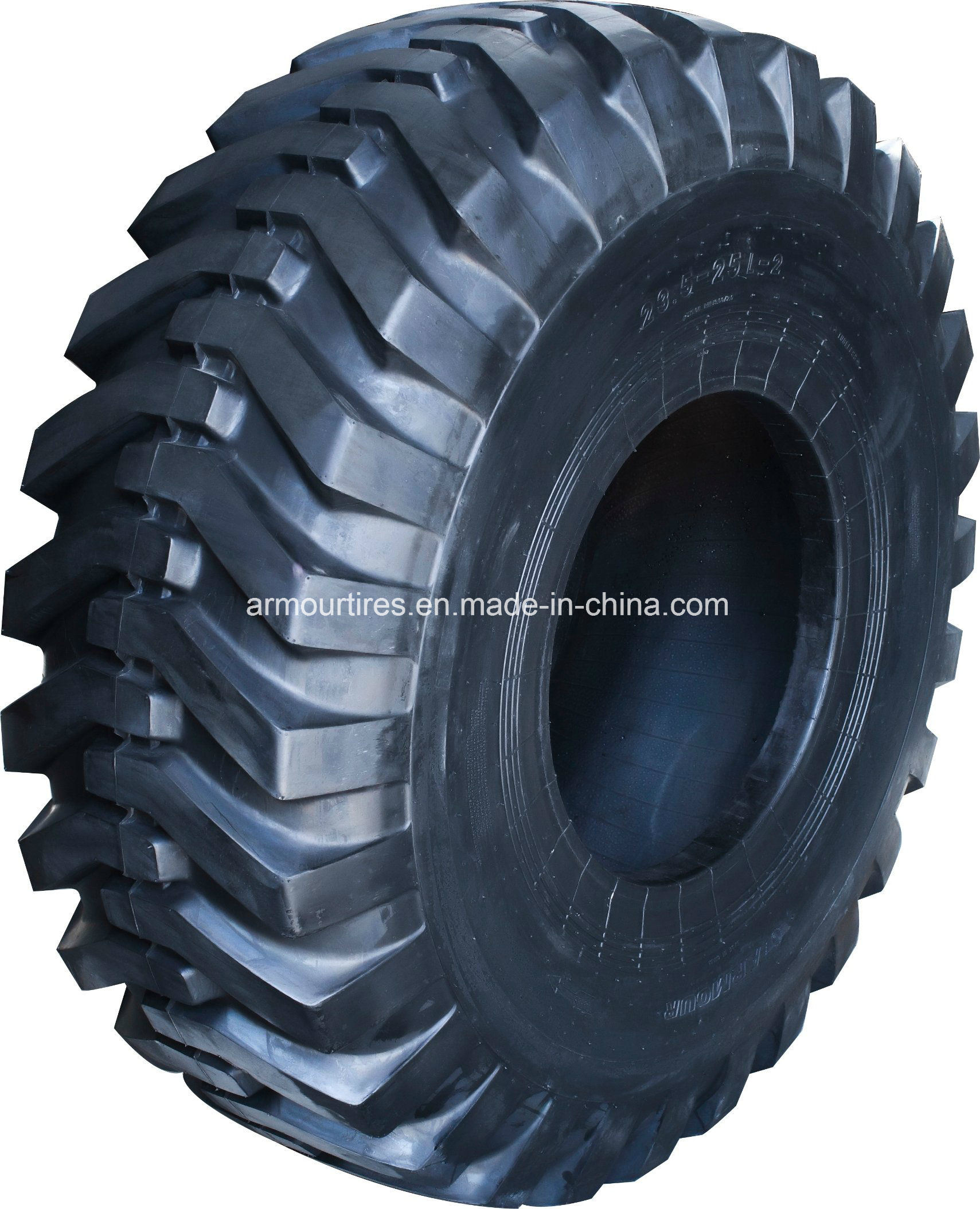 Armour 17.5-25 L2/G2 Grader OTR Tyre (for CATERPILLAR, CASE, XCMG)