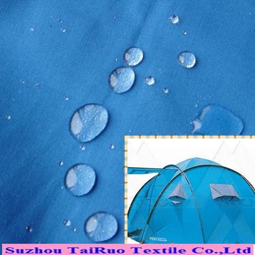 [Hot Item] 210t Textile PU PVC Coated Taffeta for Raincoat