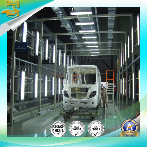 PVC Line for Painting Production Line pictures & photos