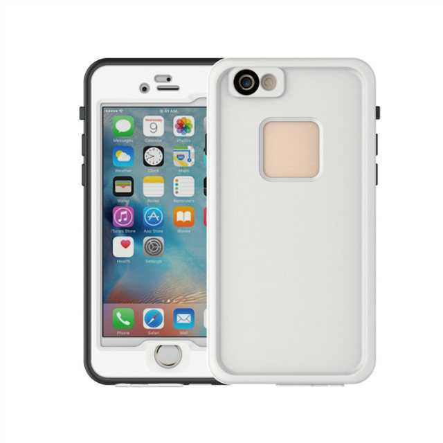 Fully Sealed Diving Waterproof Protective Case IP68 for iPhone Case pictures & photos