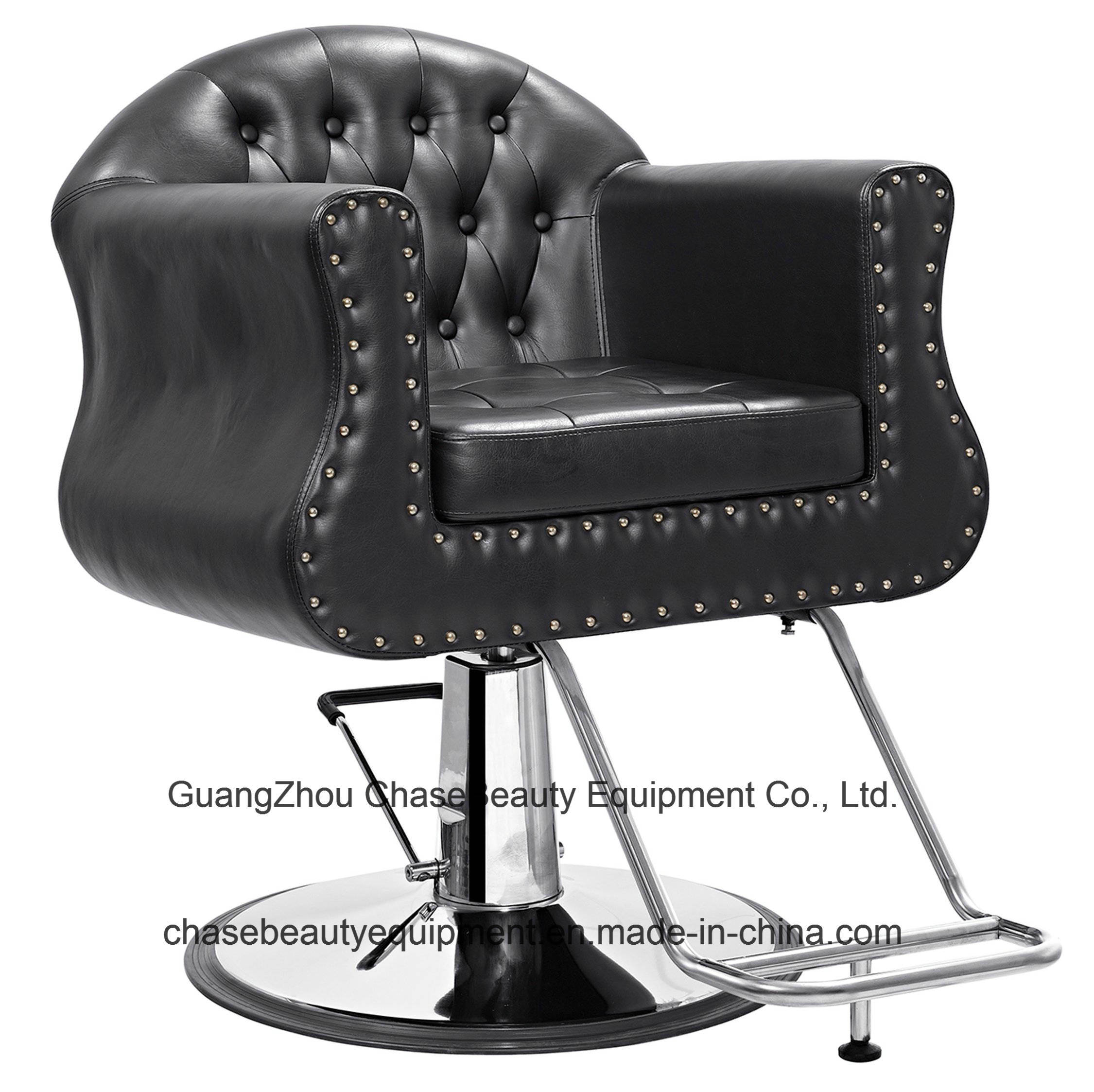 China New Model Chair Equipment Used Barber Chair Shop Styling Chair