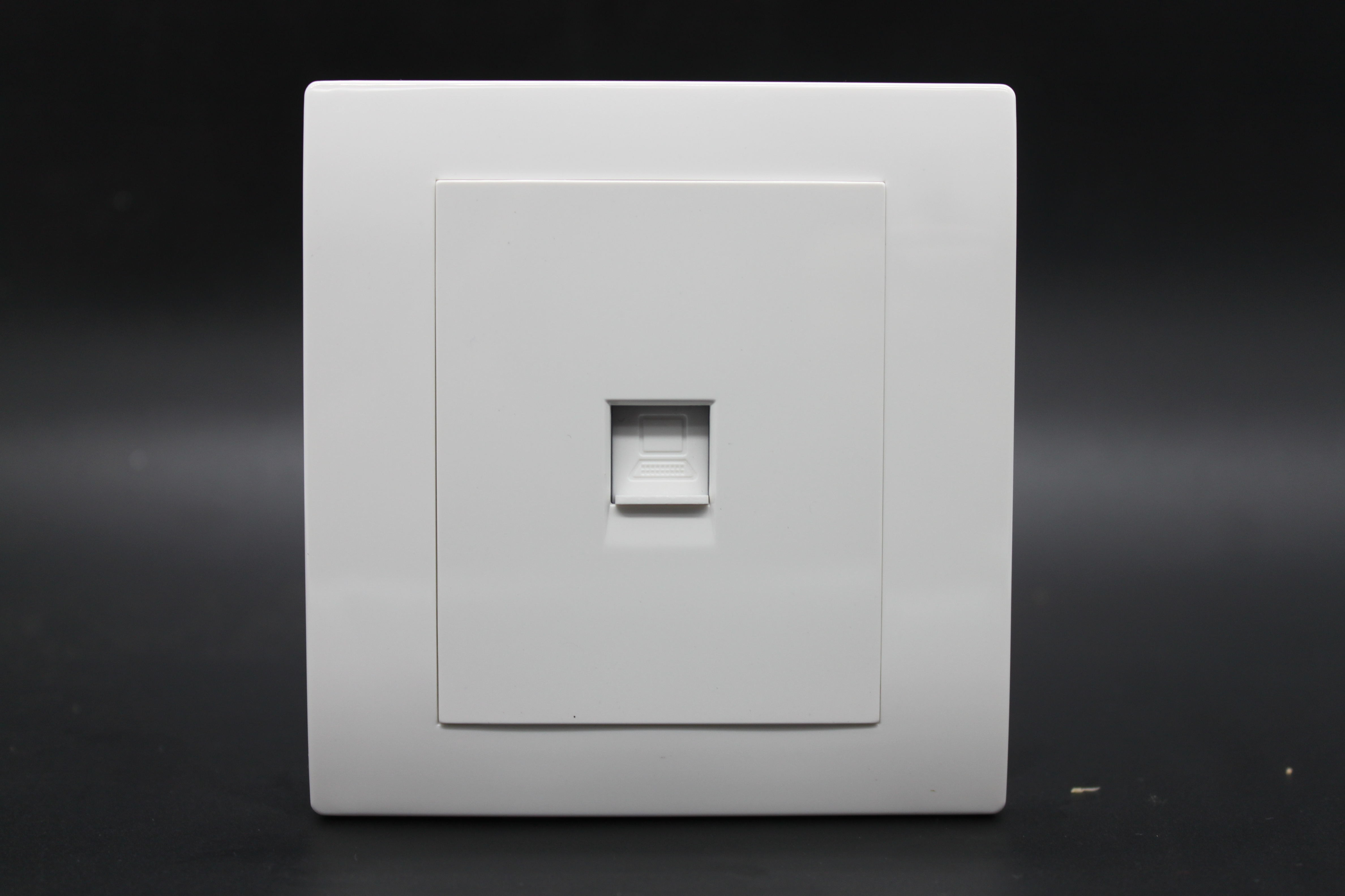 Computer Wall Switch Socket
