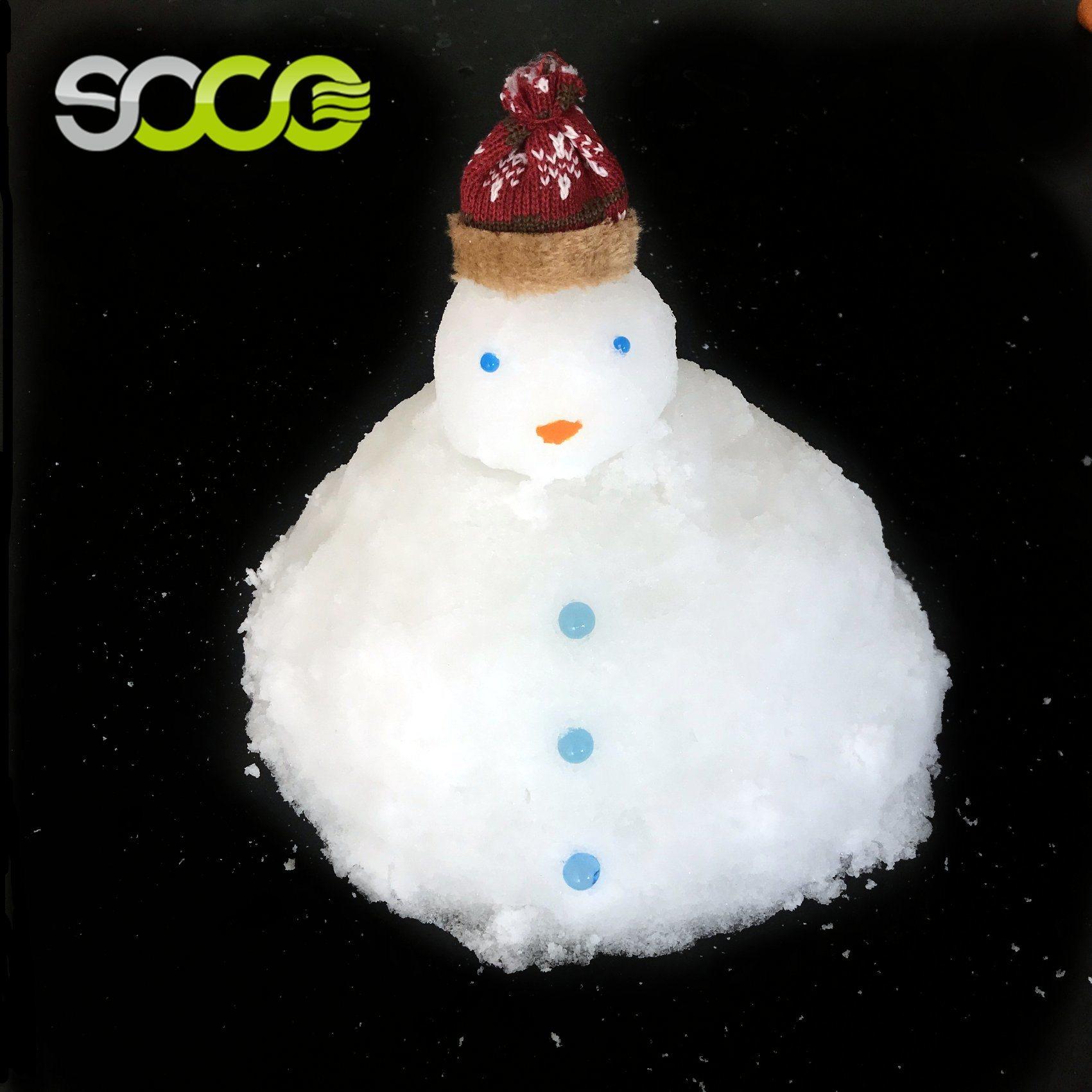 China Magic Eco Friendly Sap Artificial Instant Snow Powder For