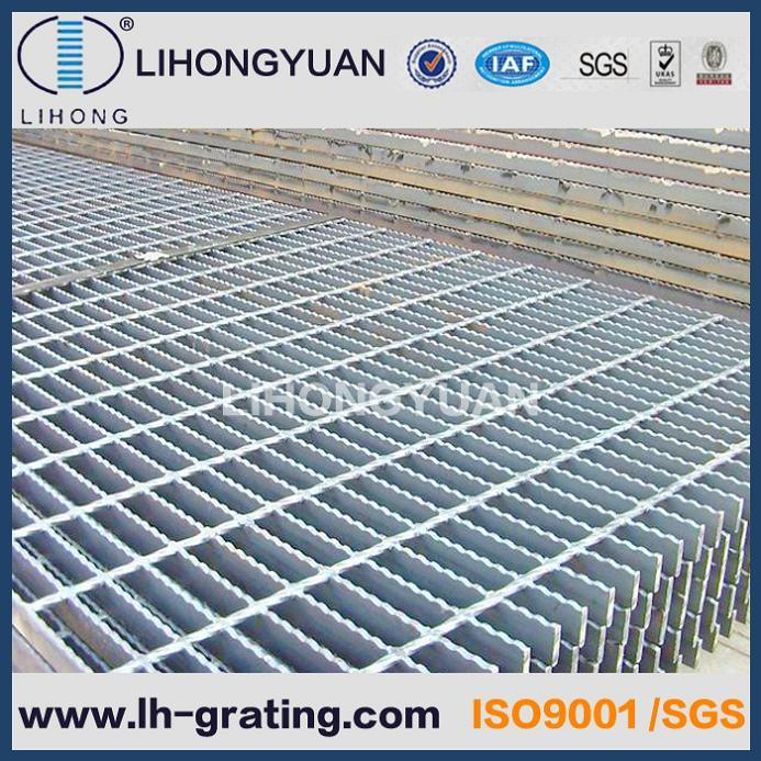 China Non Galvanized Steel Grating for Stock Panels - China Non ...