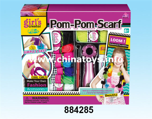 Educational Toys DIY Plastic Toy for Girl Beauty Set Gift (884292) pictures & photos