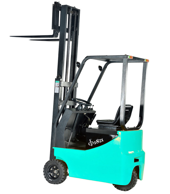 China 1.1ton 3 Meter 2 Mast Small Electric Forklift Truck (ZX18-11 ...