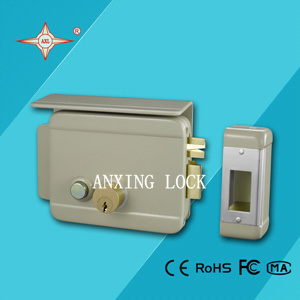 China Yl Color Intercom System Yale Electric Lock - China Electric