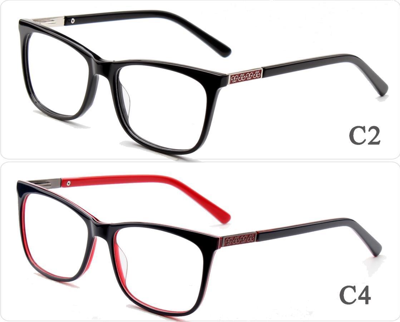 7664f67d2be9 Online Fashion Ready Acetate Optical Frame Eye Glasses Frames Eyewear  Colorful Eyeglasses Frame