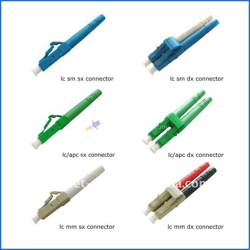 China Fiber Optic Lc Connector China Optical Fiber Lc