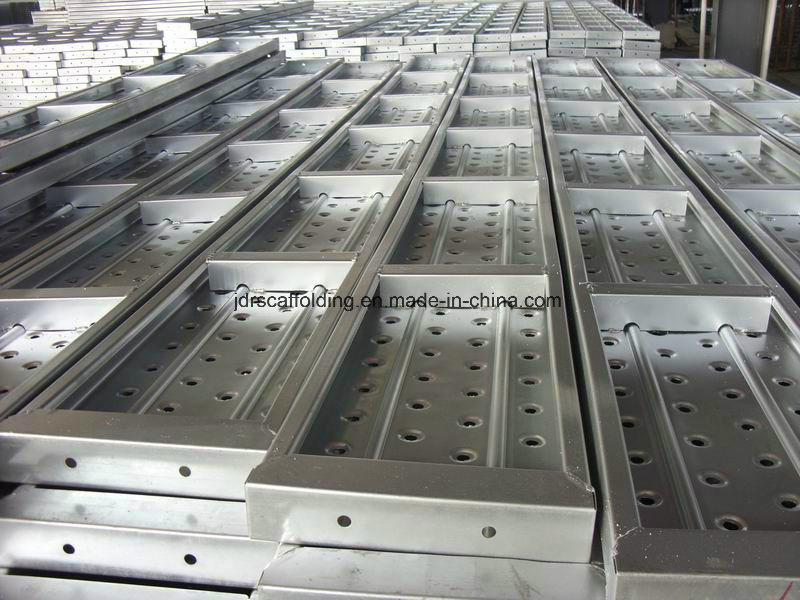 Ringlock Scaffold Steel Board Plank